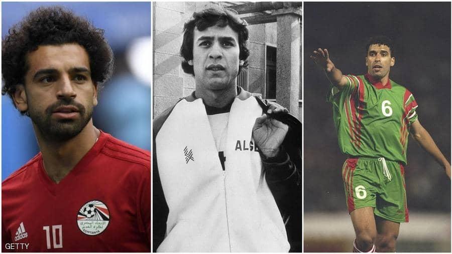 """نور الدين النيبت المغربي الوحيد ضمن قائمة """"فرانس فوتبول"""" لأفضل 30 لاعباً في تاريخ إفريقيا !"""