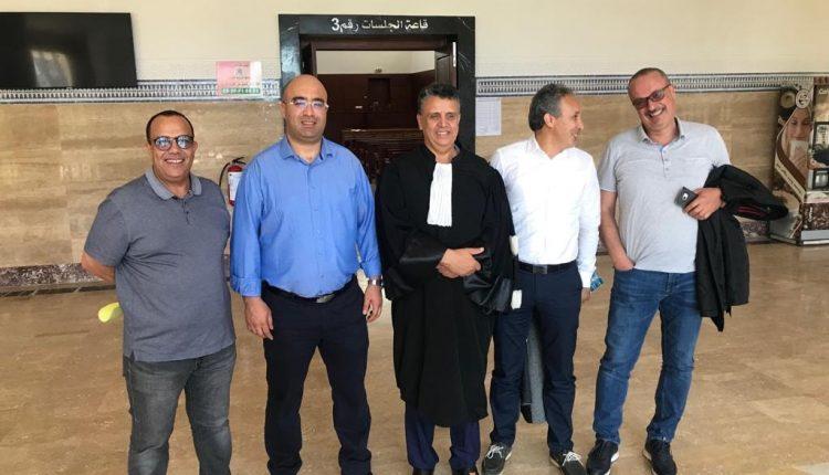 القضاء يصفع بنشماش و يؤكد شرعية اللجنة التحضيرية برئاسة كودار !