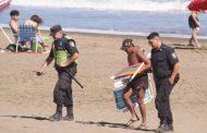 السجن لمغربي مارس العادة السرية أمام فتاتين إسبانيتين بشاطئ سبتة !