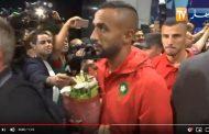فيديو | استقبال المنتخب الوطني بالزغاريد أثناء وصوله لمصر !
