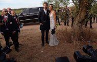 صور/ راموس يحتفل بزفافه وسط المشاهير في غياب رونالدو !