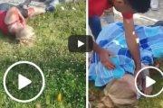 فيديو | محاولة ذبح مواطنة ألمانية بطنجة !