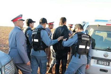 إعتقال مُغتصب طفل قاصر وسط غابة ضواحي مراكش