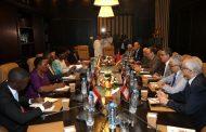 المالكي يبحث مع رئيسة برلمان أوغندا آفاق التعاون بين البلدين !