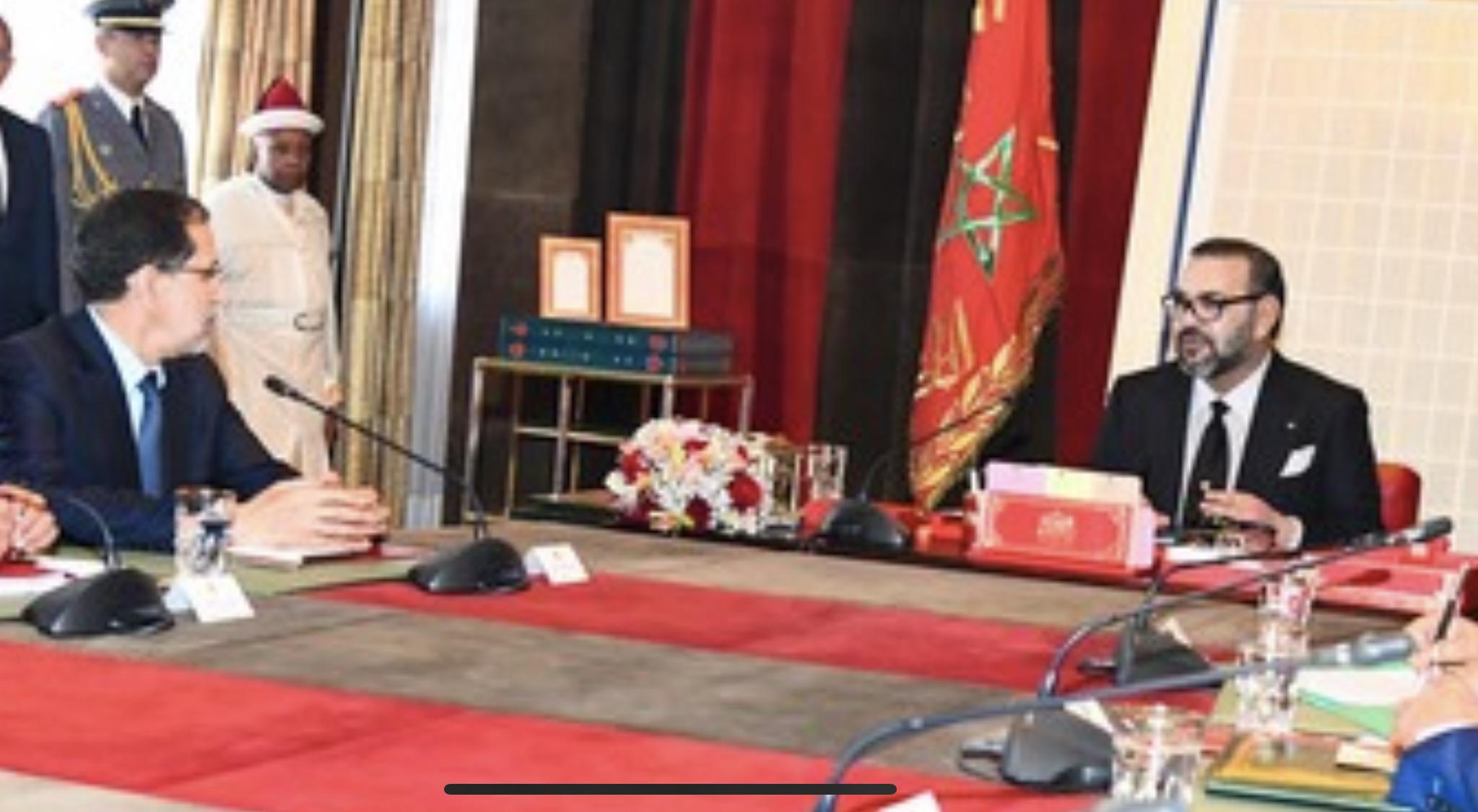 الملك يُمهل العثماني 70 يوماً لتشكيل حكومة كفاءات تحضيراً لإنتخابات 2021