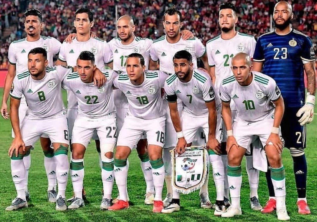 محمد السادس يهنئ الرئيس الجزائري المؤقت بتتويج منتخب الخُضر بكأس أفريقيا
