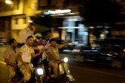فيديو/فرحة عارمة للجمهور المغربي بوجدة بتأهل الجزائر لنهائي كأس أفريقيا .. حلُو لينا الحدود
