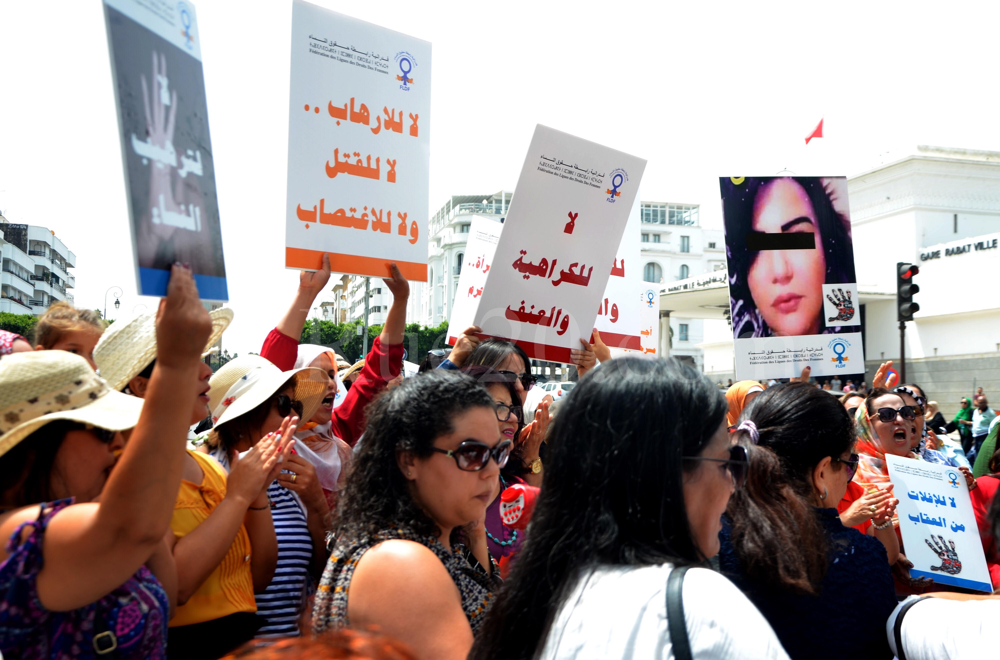هيئة حقوقية تدق ناقوس خطر تزايد حوادث الإعتداء على النساء بالمغرب و تحمل الحكومة المسؤولية !
