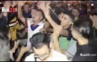 فيديو/مدينة وجدة تهتز على إيقاع إحتفالات عارمة بتتويج المنتخب الجزائري