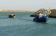سفينة تنقذ ثلاثة بحارة من موت محقق بعد انقلاب قاربهم بسواحل الداخلة !
