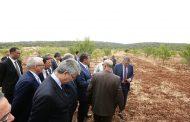أخنوش يرصد 250 مليار لإنقاذ الأراضي المسقية و تحسين دخل الفلاحين بسهل سايس !