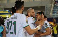 فيديو/ الجزائر تتأهل عن جدارة إلى ربع نهائي أمم إفريقيا بعد فوز ساحق بثلاثية على غينيا !