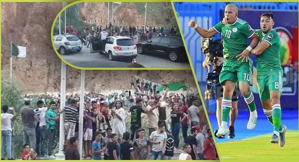 السلطات المغربية تغلق الطريق المؤدية للحدود تحسباً لانفلاتات أمنية ساعات قبل نهائي الكان !