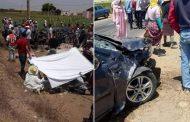 صور/ سقوط أولى ضحايا حرب الطرق في صفوف الجالية .. 3 قتلى في حادث سير مروع بالقنيطرة !