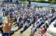 نقابة موخاريق تتهم العثماني بخرق اتفاق 25 أبريل و تعلن رفض قانون الإضراب !