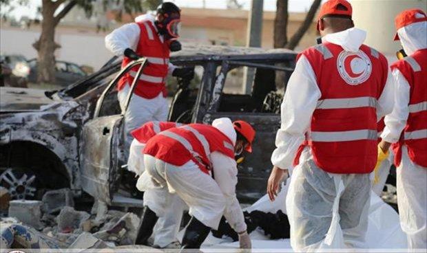 ارتفاع أعداد القتلى المغاربة بليبيا إلى 11 و أسرهم تتسلم الجثث !