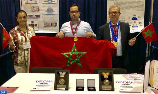 """المغرب يفوز بـ3 ميداليات و 6 جوائز دولية في معرض """"سيليكون فالي"""" للإختراعات بأمريكا !"""