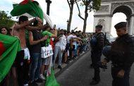 مشجع جزائري يقتل امرأة دهساً بفرنسا أثناء احتفالات تأهل منتخب بلاده و باريس تعبر عن امتعاضها !