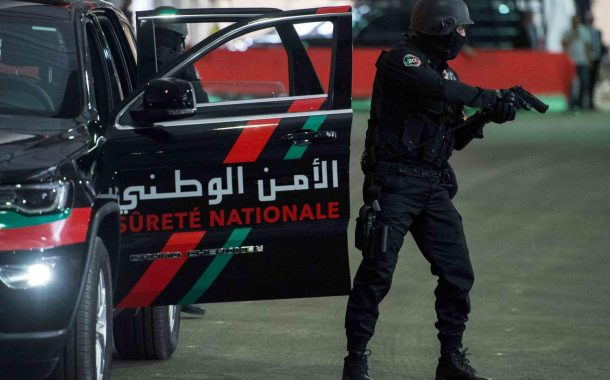 إطلاق الرصاص وإصابة مشرمل روع المواطنين وهدد الأمن بسيف بالقنيطرة