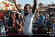 فيديو | سينغاليون يحتفلون بساحة جامع الفنا بتألق منتخبهم في أمم إفريقيا !