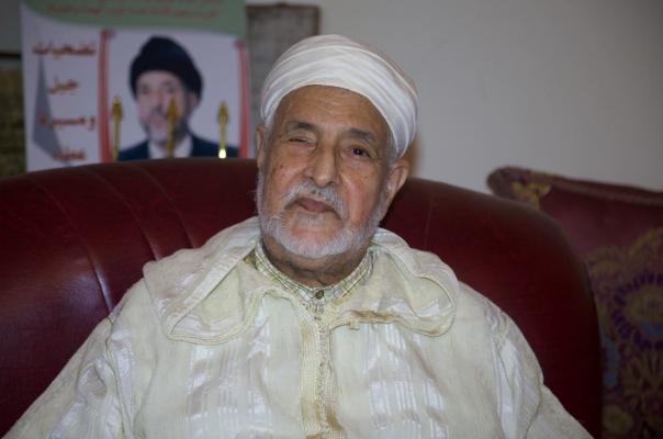 وفاة الأب الروحي للشبيبة الإسلامية و المتهم باغتيال عمر بنجلون !