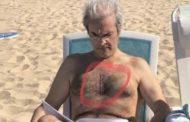أعراض عملية القلب المفتوح باديةٌ على جسد الأمير 'مولاي هشام'