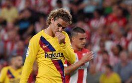 برشلونة يسقط بنُجومه في إفتتاح الليغا على يد العنيد بيلباو