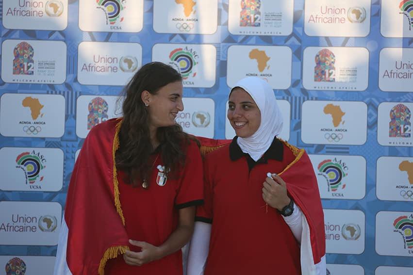 حصيلة الأبطال المغاربة ترتفع من الذهب والفضة في ثالث أيام الألعاب الأفريقية