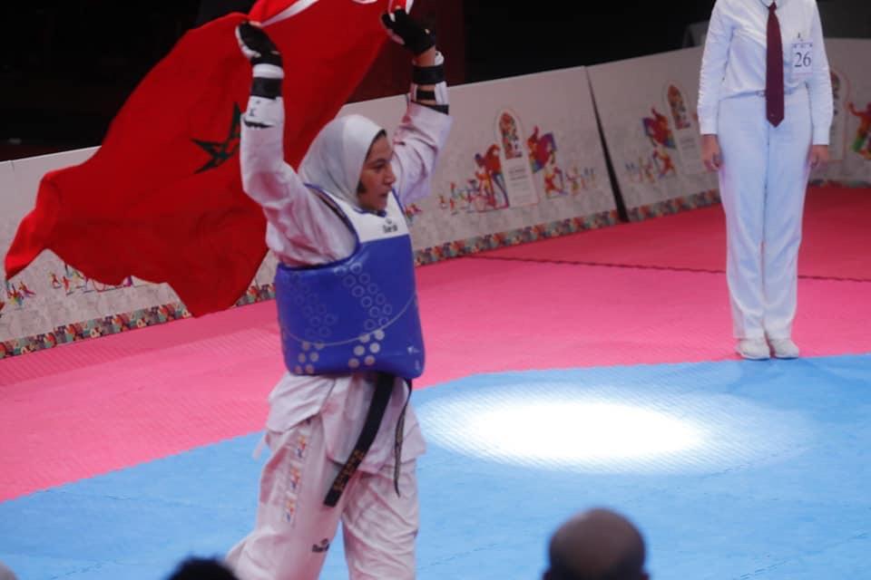 المغرب يرتقي في سبورة الميداليات للمركز الثالث ضمن منافسات الألعاب الأفريقية