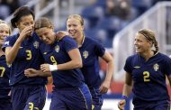 صور/نجمة منتخب السويد النسوي لكرة القدم تقضي عطلتها بمراكش