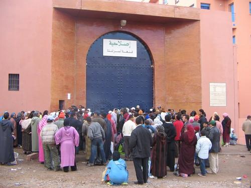 ضعف العلاج يودي بسجين شاب بإصلاحية قلعة السراغنة