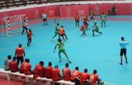 المنتخب الوطني النسوي لكرة اليد ينهزم أمام أنغولا في الألعاب الأفريقية