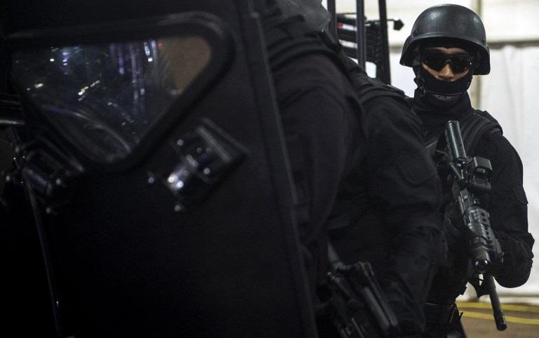 مشاركة فاعلة للأمن الوطني المغربي في التمرين الدولي للشرطة الدولية لمكافحة الإرهاب بموانئ المتوسط
