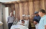 شيخ النقابيين 'نوبير الأموي' يجري عملية جراحية ناجحة في سن 84 عاماً