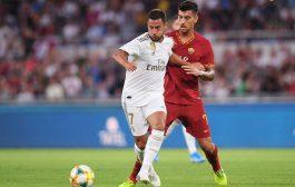 الإصابة تبعد هازارد عن ريال مدريد والبطولة الاسبانية لشهر كامل