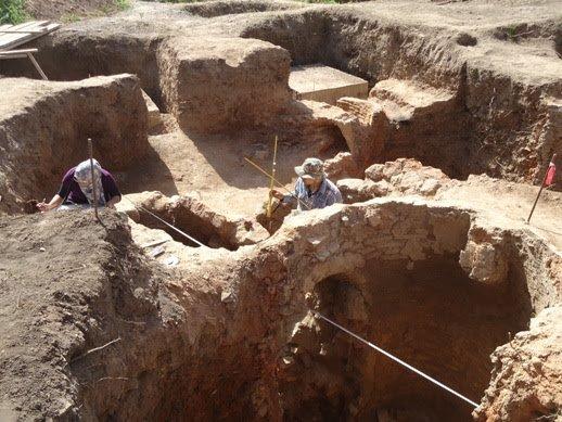 وزارة الثقافة تواصل أعمال الحفريات والبحث بموقع 'دار البارود' الأثري بسٓلا