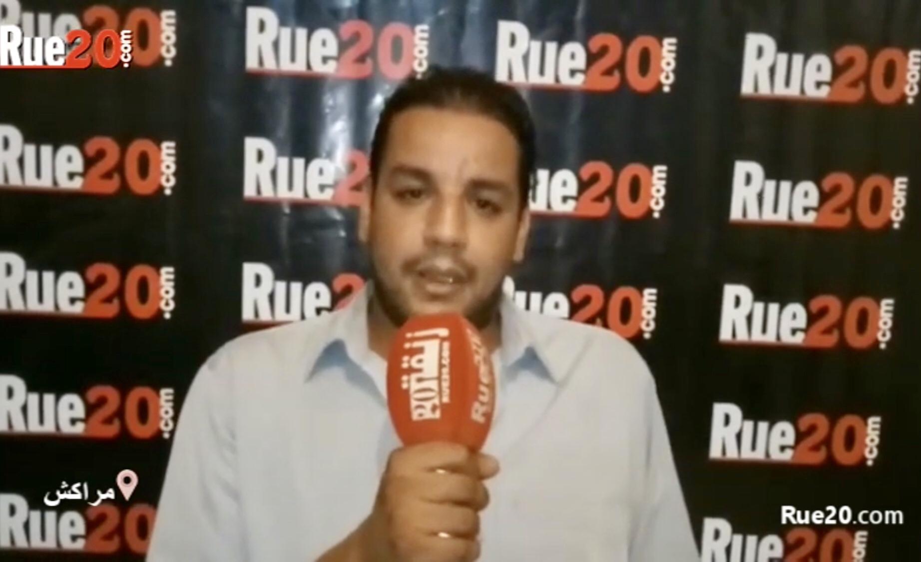 فيديو/حقوقي يدعو للتحقيق مع برلماني البيجيدي الذي حرّضٓ على الإرهاب