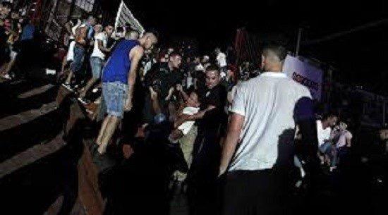 مصرع عدة أشخاص في تدافع بحفل غنائي لـ'سول كينغ' وسط العاصمة الجزائر