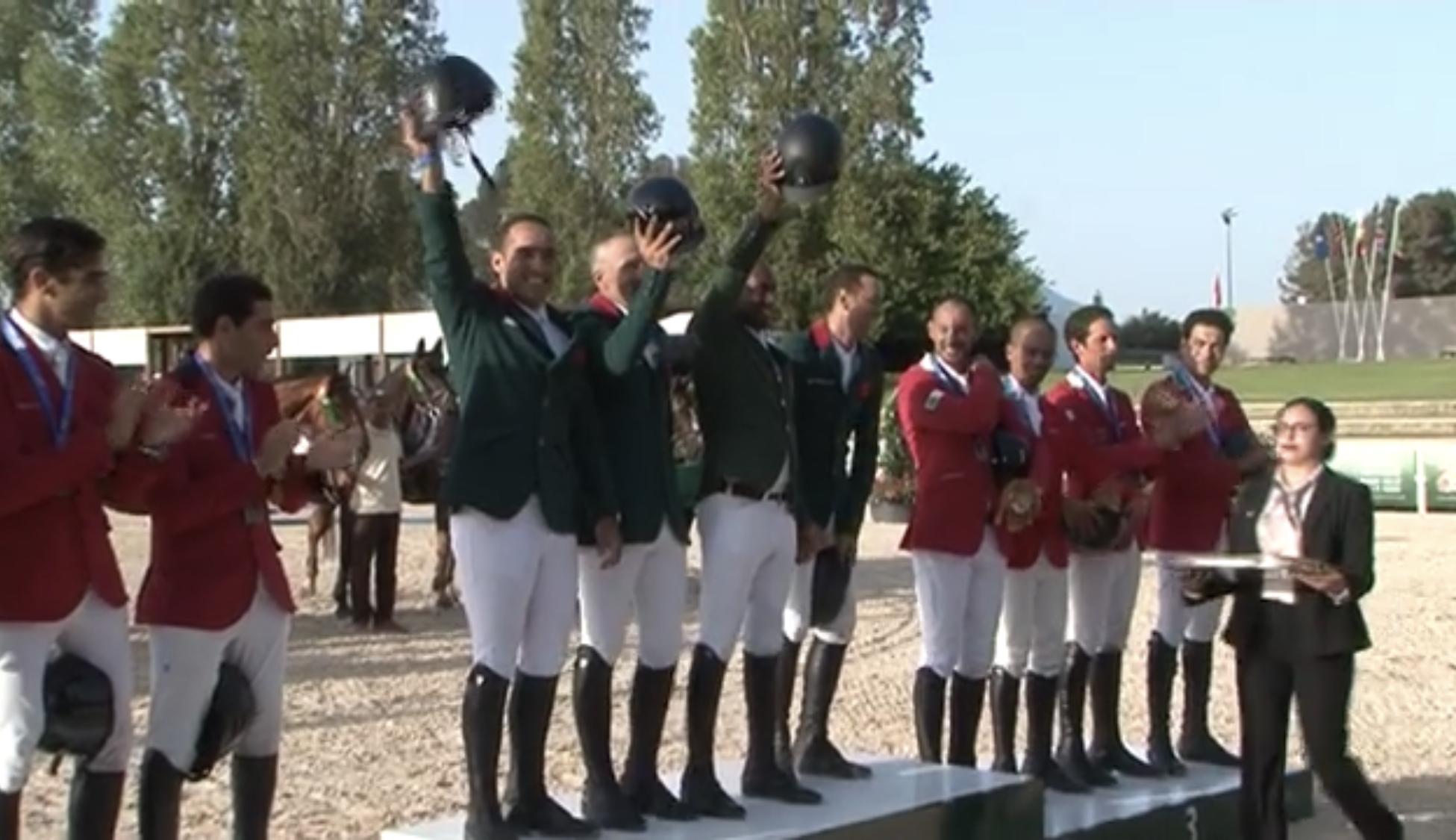 ميداليات ذهبية جديدة للأبطال المغاربة في منافسات الألعاب الأفريقية