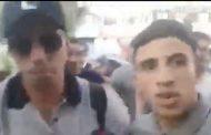 فيديو/عشرات المعجبين يحيطون بالمهاجم سواريس بشوارع طنجة