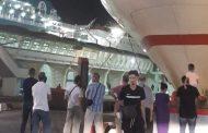 مغاربة يبيتون في العراء بعد رفض باخرة إسبانية نقلهم لتُغادر ميناء الناظور فارغة