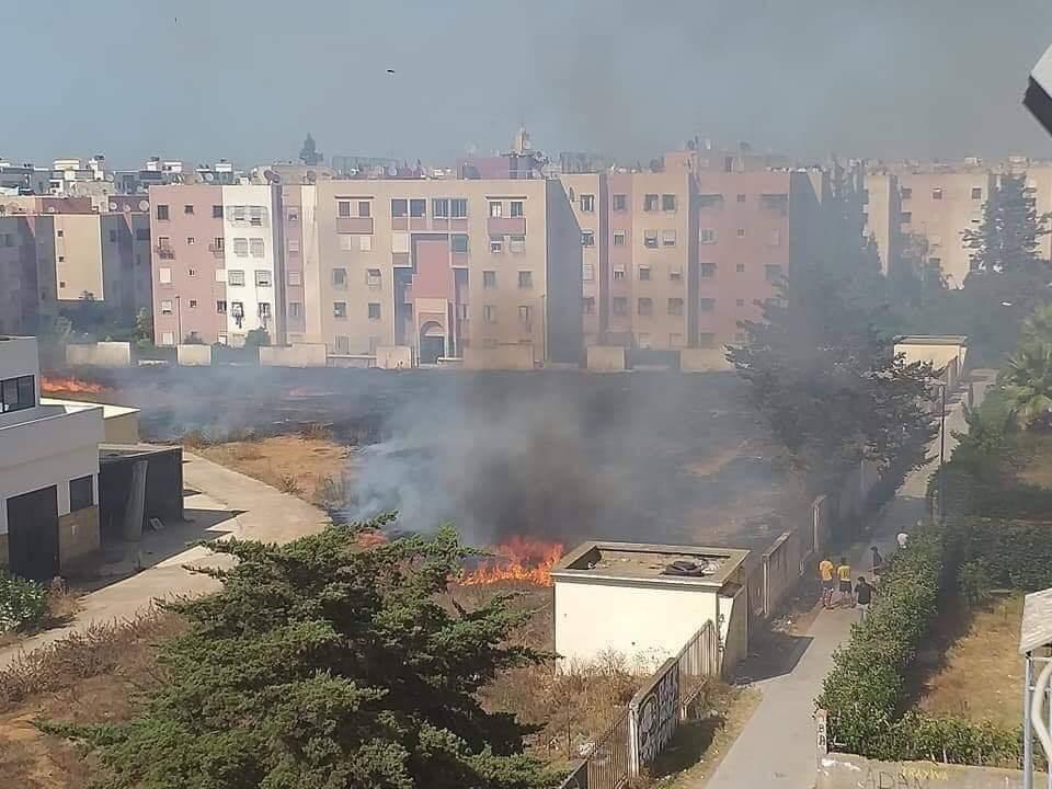صور/ شي رؤوس أضاحي العيد يحرق مركز التكوين المهني بسلا !
