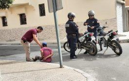 إعتقال سارق مؤسسة بنكية بطنجة بإستعمال الكسر