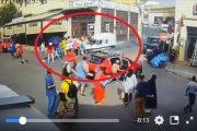 فيديو مرعب/ لحظة دهس سياح صينيين بمدينة فاس !