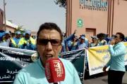 فيديو | عمال النظافة بمراكش يضربون عن العمل و كارثة بيئية تهدد المدينة في عيد الأضحى !