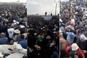 فيديو | زحام خانق في سوق أسبوعي بسيدي بنور بمناسبة عيد الأضحى !
