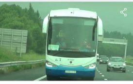 صور/ اعتقال سائق مغربي بإسبانيا بسبب قرائته للقرآن على الطريق !