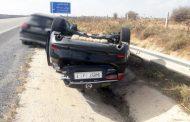 صور/ زوجة الوزير الخلفي تتعرض لحادثة سير خطيرة على متن سيارة تابعة لرئاسة الحكومة !