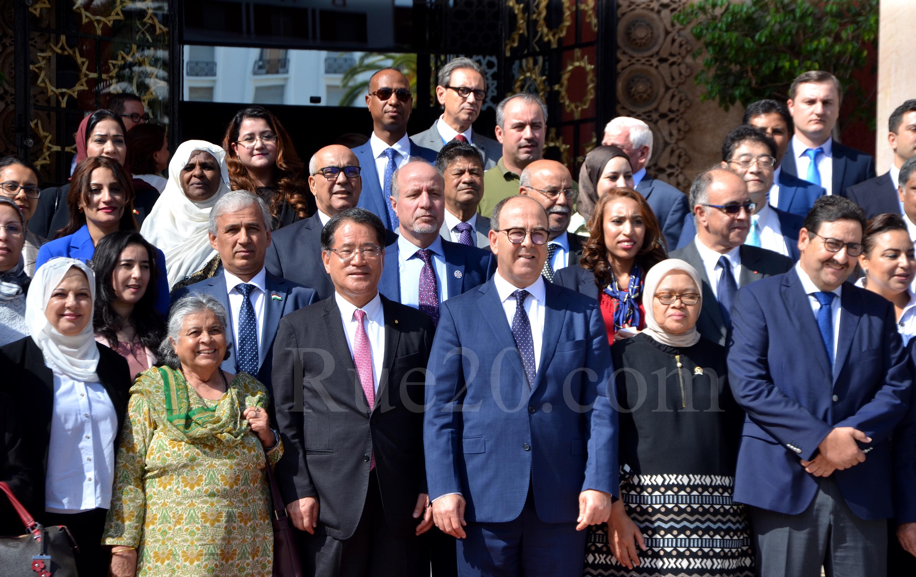 التأكيد بالرباط على ضرورة تفعيل أدوار البرلمانات العربية والأسيوية تجاه قضايا السكان والتنمية المستدامة