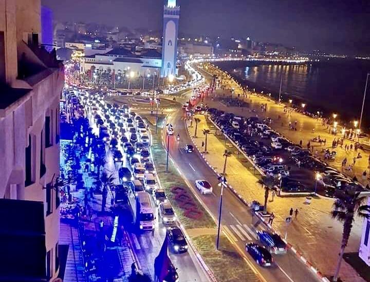 مدن شمال المملكة تُحطم كل الأرقام القياسية في إستقطاب السياح المغاربة